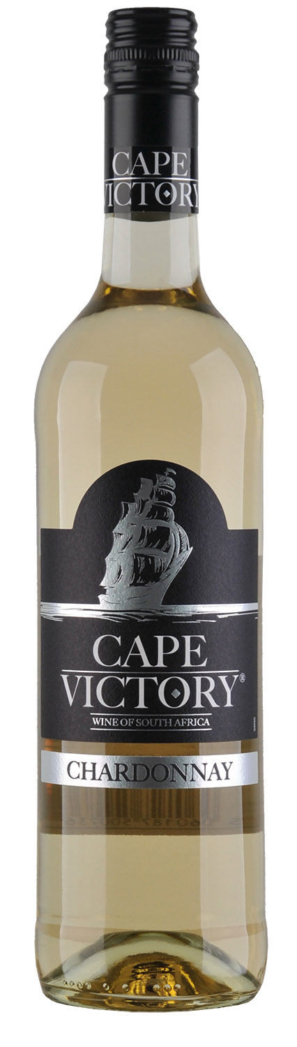 Cape Victory, Chardonnay, Western Cape 2018