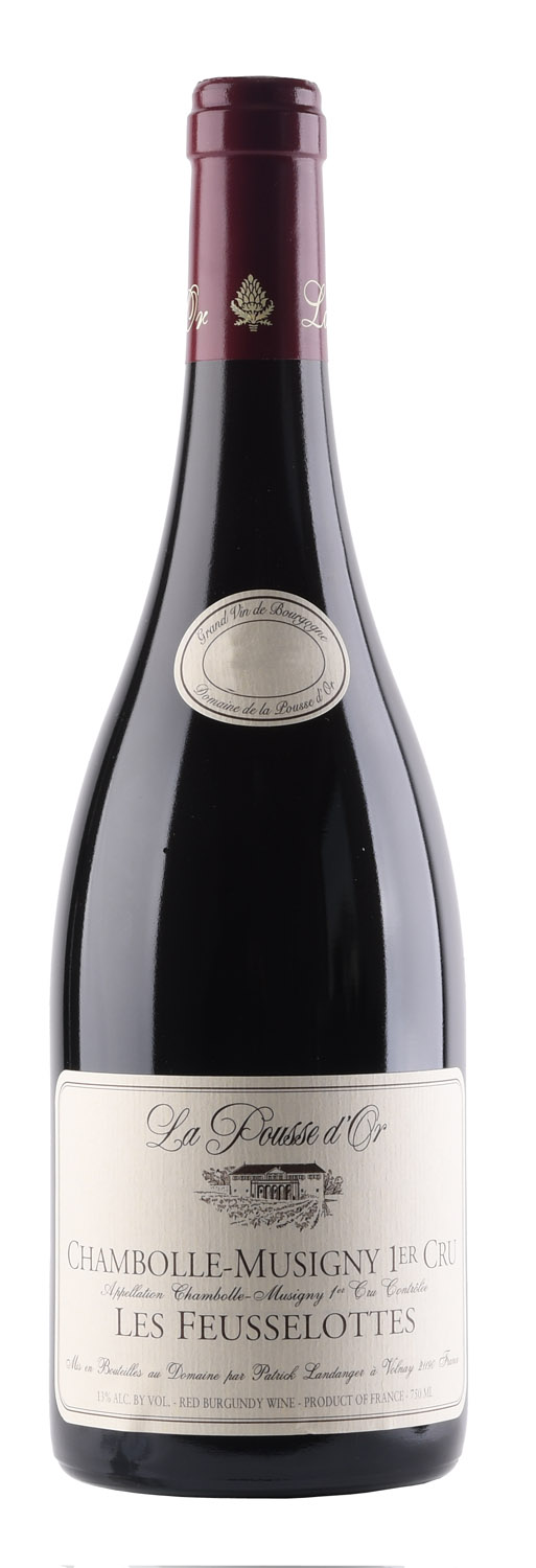 Chambolle-Musigny AC 1er Cru Les Feusselottes 2016