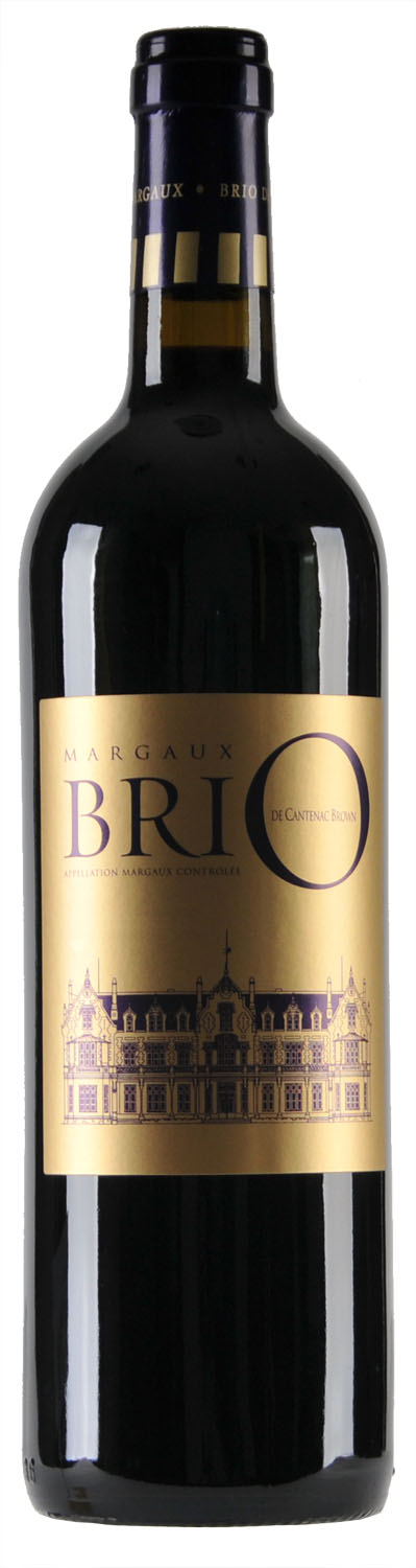 Brio de Cantenac-Brown, Margaux AC 2015
